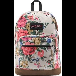 ‼️NWT Jansport Right Pack Expressions Floral‼️